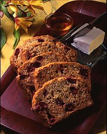 cranberry oat bread by Recipe Goldmine