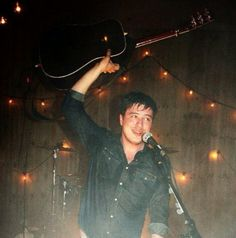 Marcus mumford doin' his thing. Being awesome.    ♥