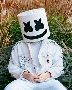 Keep it mello Marshmello 4k Wallpaper For Mobile, Iphone Wallpaper, Hacker Wallpaper, Tiger Wallpaper, Marshmallow Pictures, Dj Marshmello, Marshmello Wallpapers, Itslopez, Alan Walker