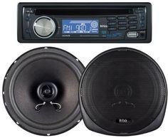 Boss 647CK 240 Watt MP3/CD Receiver/Speaker Package System by BOSS. $67.63. 240 Watt MP3/CD Receiver/Speaker Package System. Save 52%!