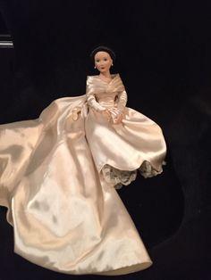 "Ashton Drake Phil Tumminio Beth's 1960 Bridal WEDDING Bride Doll 20"" porcelain  #Dolls"