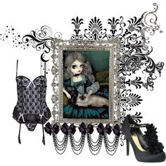 doll, created by catwalk742000 on Polyvore