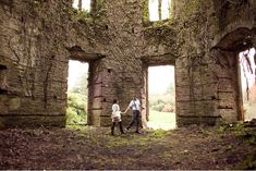 Castles in Ireland for Weddings | at an Irish Castle | Green Wedding Shoes Wedding Blog | Wedding ...