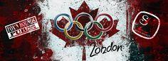 Olympic Pride! Canada Eh, Liquor Store, Fox Sports, Pride