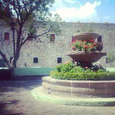 Saint Francisco's ex convent at Pachuca, Hidalgo. México.