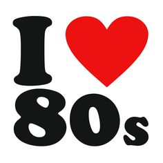 Aw, the 80's !
