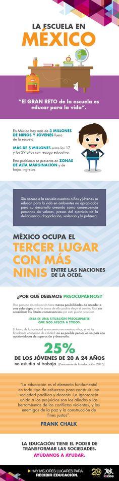 #educacion #mexico#hagamoselcambio #ninis