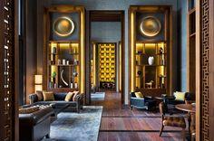 Park Hyatt Sanya Sunny Bay Resort | Library