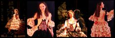 """Christine Daae from """"The Phantom of the Opera"""" Past the Point of No Return feat. London Mosher *Under Reconstruction*"""