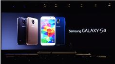 The wait is over – Samsung Galaxy S5, officially unveiled. | UnlockUnit Blog