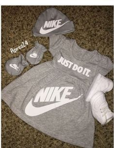 Baby Outfits Nike 45 Trendy Ideas Baby Outfits N Baby Girl Nike, Cute Baby Girl, Cute Babies, Baby Swag Girl, Baby Baby, Nike Newborn, Baby Outfits Newborn, Baby Nike Outfits, Toddler Outfits