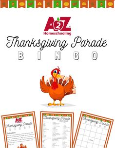 Do you love the #ThanksgivingDayParade? Want to make it a little more fun? Grab our free Thanksgiving Parade BINGO! Thanksgiving Day Parade, Thanksgiving Traditions, Thanksgiving Crafts, Seasons Activities, Fun Fall Activities, Homeschool Blogs, Homeschooling, Thankful For Family, Upper Elementary Resources