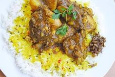 curry chicken Guyanese food