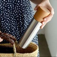 お気に入りの「水筒・魔法瓶」を持ち歩いて、外でもほっこり温まろう♪