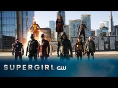Supergirl | Heroes v Aliens: The Dominators | The CW - YouTube