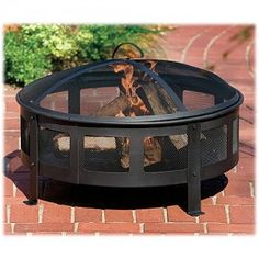 BackyardStyle - expert-developed ideas, lifehacks, and instructions on your garden and backyard arrangement Portable Outdoor Heater, Outdoor Heaters, Fire Dancer, Wood Burning Fire Pit, Fire Pit Backyard, Outdoor Living, Outdoor Decor, Living Spaces, Life Hacks