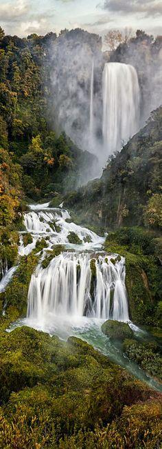 Cascata delle Marmore - Tuscany | Italy
