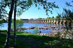 Merikosken Vesivoima laitos, Oulu, Finland