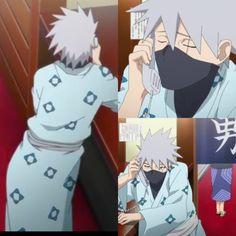Não tem nada melhor que Kakashi de roupão de shuriken Kakashi Hatake, Itachi, Anime Naruto, Naruto Shippuden, Shuriken, Naruto Cute, Naruto Funny, Awesome Anime, Anime Love