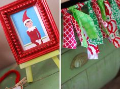 Magic Christmas Elf Party #elf #christmas #party