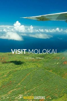 A guide to the often forgotten Hawaiian island of Molokai. Plan your stay in the real Hawaii with these helpful hints and tips #travel #wanderlust #paradise