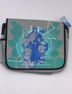 Sword Art Online - SAO Cast Messenger Bag Sword Art Online Cast bcba7d77e15c6