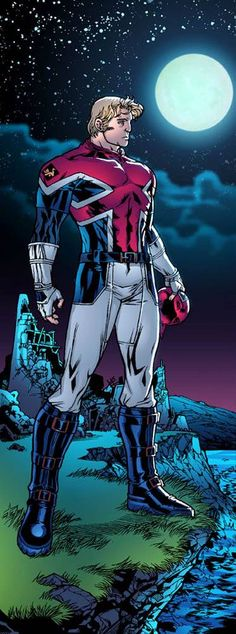 Captain Britain screenshots, images and pictures - Comic Vine