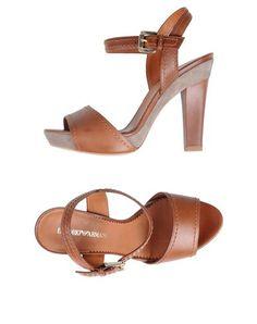 Emporio armani Mujer - Calzado - Sandalia Emporio armani en YOOX