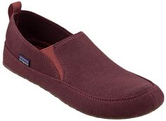 Patagonia Shoes - The Advocate Slip Ons (Deep Plum)