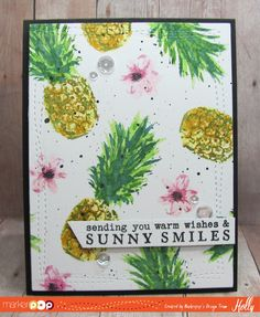 Hero Arts: Color Layering Pineapple