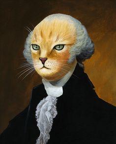 Cat George