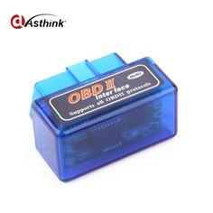 Best Mini Elm327 Bluetooth OBD2 OBDII V1.5 Auto Diagnostic Scanner ELM 327 V 1.5 Car Diagnostic-Tool elm-327 obd adapter Scanner #Affiliate