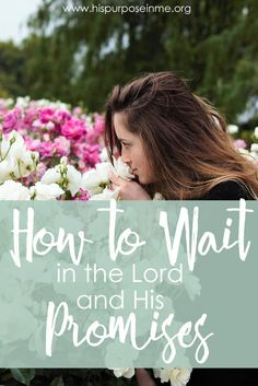 Waiting in the Lord is one of the most difficult things we can do, but it is one of the safest things for us. Perhaps, you have received promises in your life from God and today you are still waiti…