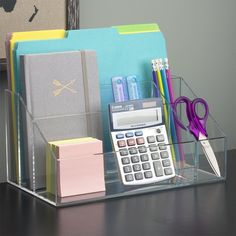 63 best desktop organization images organizers desk home rh pinterest com