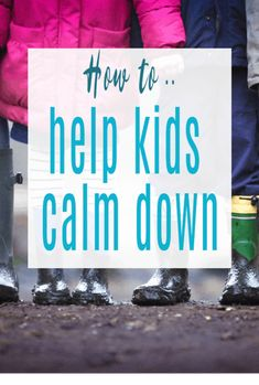 10 sure-fire and effective ways to help kids calm down. Emotional health tips fo kids who are anxious or upset to help them manage their feelings Help Kids, Calm Down, Beautiful Space, Healthy Kids, Anxious, Parenting Advice, Family Life, Encouragement, Stress