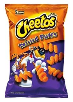 I'm learning all about Cheetos Twisted Puffs Cheese Flavored Snacks at Cheetos Puffs, Discontinued Food, Junk Food Snacks, Food Food, Diy Food, Potato Chips, Chocolates, Snack Recipes, Snacks List