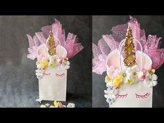 Unicorn Gift Bag Tutorial   Tikkido.com