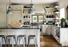 nautical style kitchen lighting