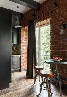 67 Trendy Home Style Loft Bricks Best Home Interior Design, Luxury Homes Interior, Luxury Home Decor, Cheap Home Decor, Decor Interior Design, Interior Design Living Room, Interior Decorating, Furniture Design, Decorating Ideas