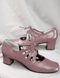 1960's shoes