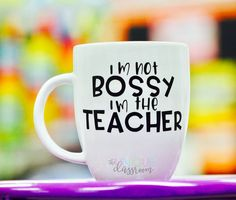 Just don't make me use my Teacher Voice #teachervoice #iteachthird