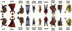 Fantasy Characters 088