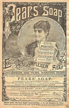 Vintage Soap Labels