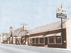 Brentwood Country Mart (1948)