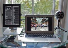 Air Display app - Turn your iPad into an external display (OSXDaily.com)