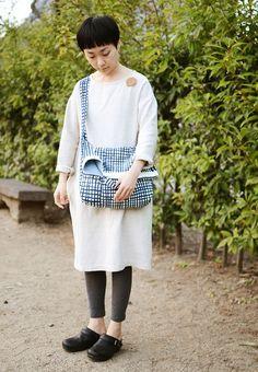 3Wayショルダーバッグの製図・型紙と作り方 | nunocoto fabric