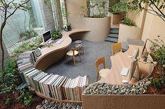 Indoor Garden Office and Office Plants Design Ideas For Summer 58 - Modern Patio Interior, Office Interior Design, Office Interiors, Interior And Exterior, Office Designs, Office Ideas, Interior Ideas, Office Decor, Office Plants