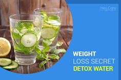 The ingredients included in this detox water can effectively help you in burning body fat. Get set for a healthy weight loss naturally!
