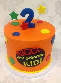 Peachy Sid The Science Kid Cake Ideas Funny Birthday Cards Online Inifofree Goldxyz