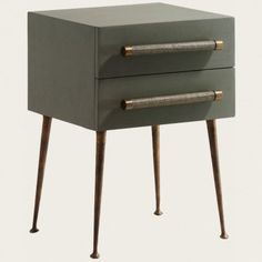 Pottery Barn Ludlow Trunk Side Table 电视柜床头柜 Pinterest - Pottery barn trunk side table